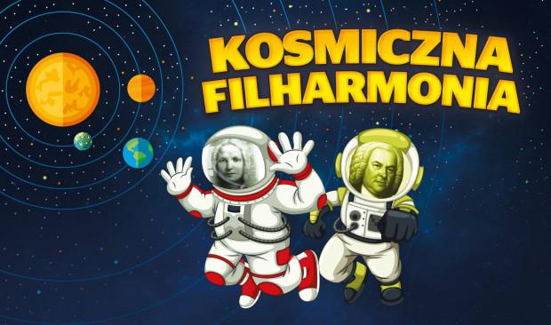"""Po ubiegłorocznym sukcesie koncertów """"Vivaldi dla dzieci"""" Filharmonia Bałtycka przygotowała dla szkół kolejną atrakcyjną propozycję - multimedialne widowisko, stworzone we współpracy i pod patronatem Polskiej Agencji Kosmicznej POLSA."""