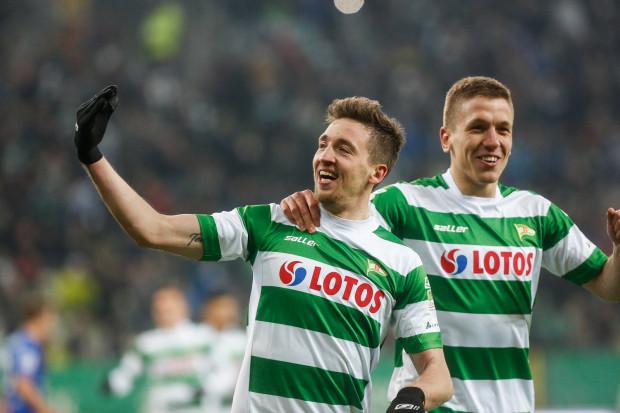 """Mario Maloca (z lewej) jest obecnie podstawowym obrońcą w 2.Bundeslidze, w Greuther Fuerth. Rafał Janicki (z prawej) nie może przebić się do podstawowej """"11"""" Lecha Poznań."""