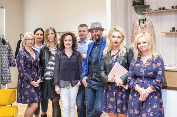 Gościem specjalnym spotkania zorganizowanego w sklepie Max&Co w Klifie w Gdyni był Tomasz Jacyków.
