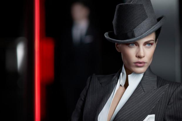 W damskiej garderobie coraz częściej pojawiają się elementy, które kiedyś zarezerwowane były tylko dla mężczyzn.