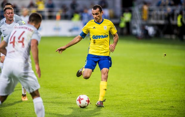 Forma Marcusa na początku sezonu była daleka od ideału. W trzech ostatnich meczach wrócił jednak do podstawowego składu Arki. Wciąż jednak czeka na pierwsze trafienie w sezonie ekstraklasy i 50. w żółto-niebieskich barwach.
