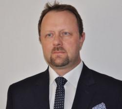 Nowy prezes Gdańskiej Stoczni Remontowa Michał Habina.