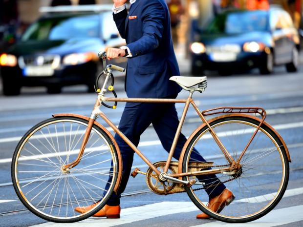 Kultura rowerowa nie jest potrzebna do poruszania się rowerem po mieście. Rower to nie ideologia, tylko realizacja potrzeby przemieszczania się - uważa Mikael Colville-Andersen.