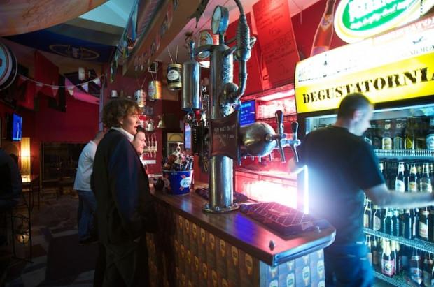 Degustatornia jest jednym z ośmiu pubów na maratonowej liście.