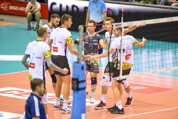 Siatkarze Trefla Gdańsk już w drugim meczu tego sezonu zwyciężyli bez straty seta.