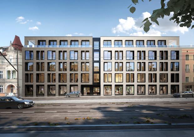 Budynek, który powstanie na miejscu rozbieranego w większości budynku Chemii będzie miał pięć kondygnacji nadziemnych. Najwyższe, czwarte piętro będzie cofnięte w stosunku do niższych pięter.