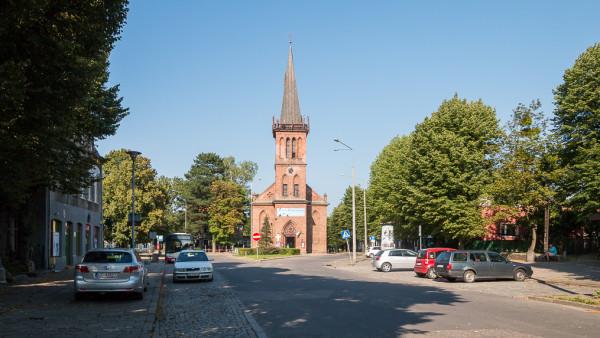 Rynek Oruński za kilka lat ma być wizytówką dzielnicy.