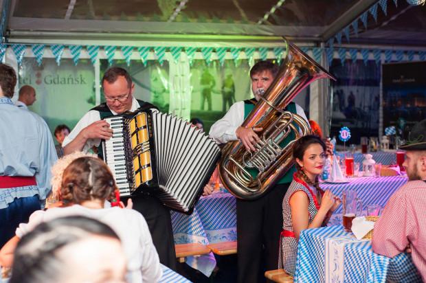 W gdańskiej Brovarni muzyka na żywo wykonywana jest codziennie.