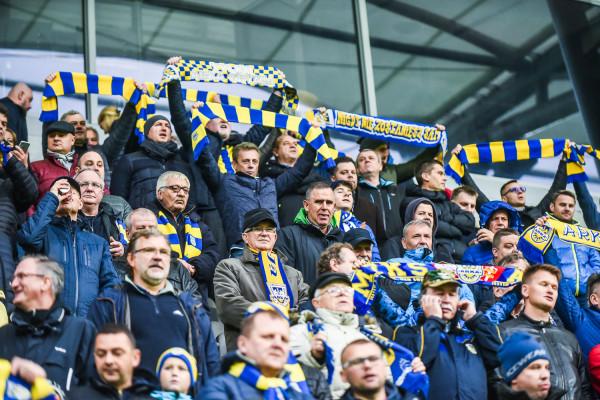 Derby Arka Gdynia - Lechia Gdańsk zawsze budzą dużo emocji.