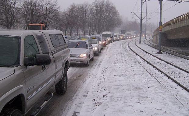 Ulica Podwale Przedmiejskie dziś kojarzy się głównie z utrudnieniami w ruchu.