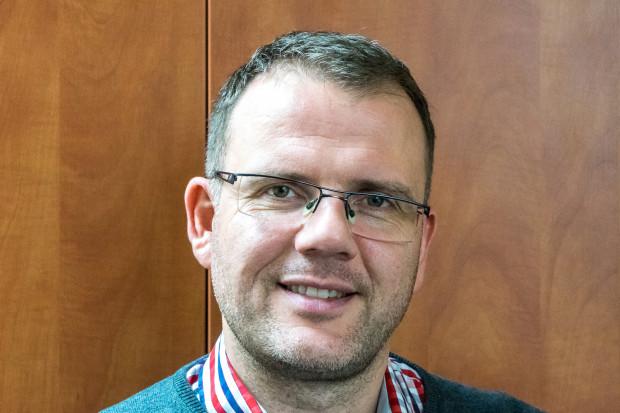 Tomasz Wawrzonek jest Miejskim Inżynierem Ruchu w Gdańsku.