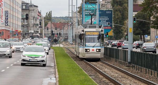 W studium uwzględniono rozwój sieci tramwajowej m.in. wzdłuż Nowej Politechnicznej, Nowej Świętokrzyskiej, Drogi Zielonej oraz Nowej Wałowej.