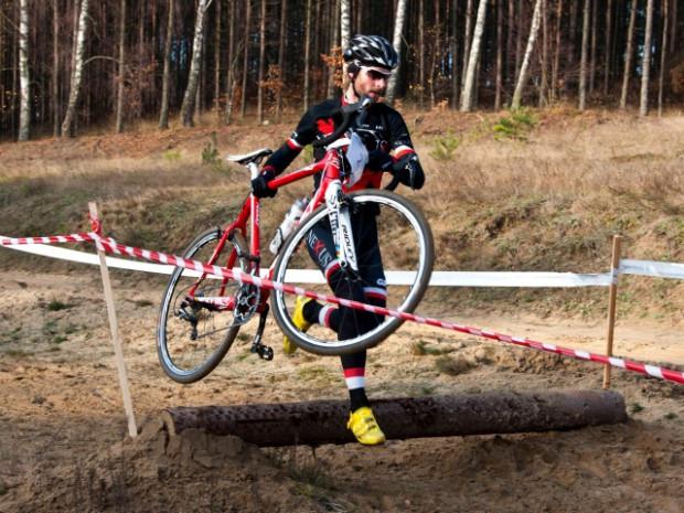 Zdjęcie archiwalne z jednego z treningów Dre Rowery Cyclocross