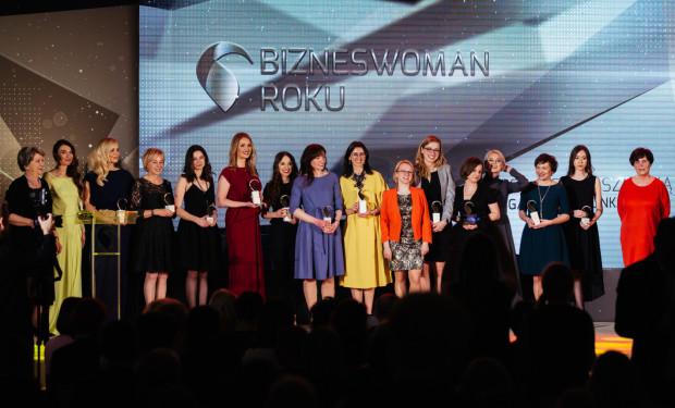 Laureatki ubiegłorocznej edycji konkursu Sukces Pisany Szminką.