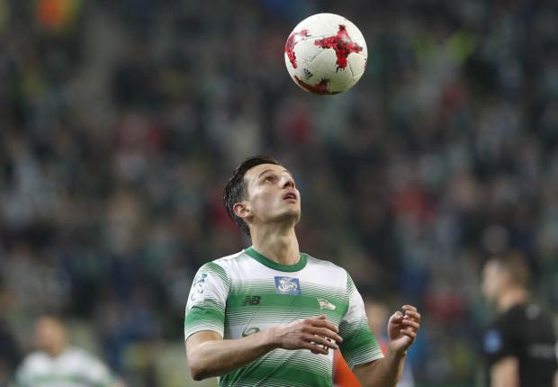 Rafał Wolski jest piątym piłkarzem, który w czasie gry w trójmiejskim klubie, strzelił gola dla reprezentacji Polski.