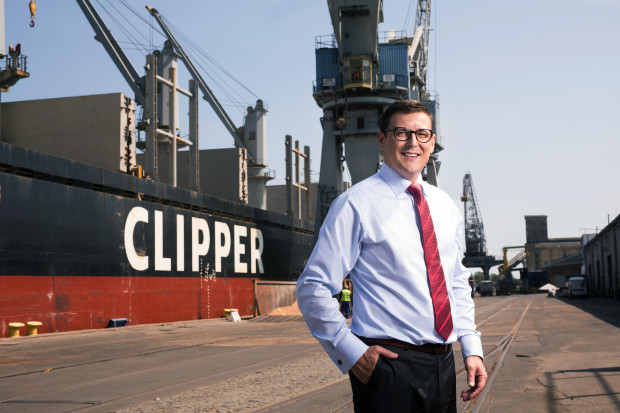 - Każdy, komu zależy na rozwoju polskiej gospodarki, powinien nam kibicować - twierdzi Łukasz Greinke, prezes Zarządu Morskiego Portu Gdańsk.