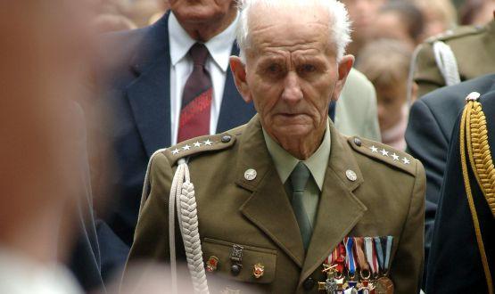 Kapitan Władysław Stopiński po raz ostatni odwiedził Westerplatte w 2006 r.