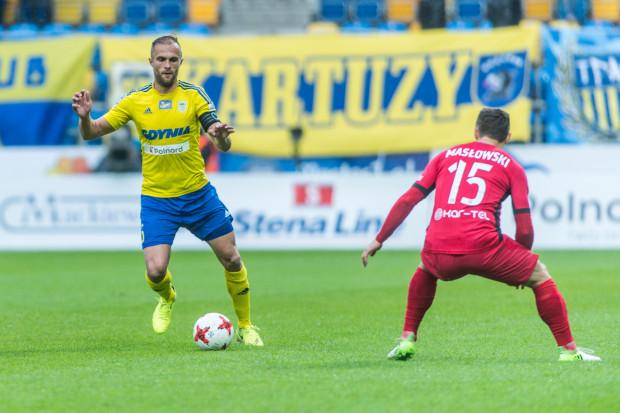 Ścięgno Achilles sprawiło, że Antoni Łukasiewicz miał półroczną przerwę w występach w podstawowej jedenastce w meczach ekstraklasy.