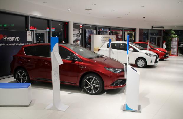 Sporo dzieje się w trójmiejskich salonach Toyoty.