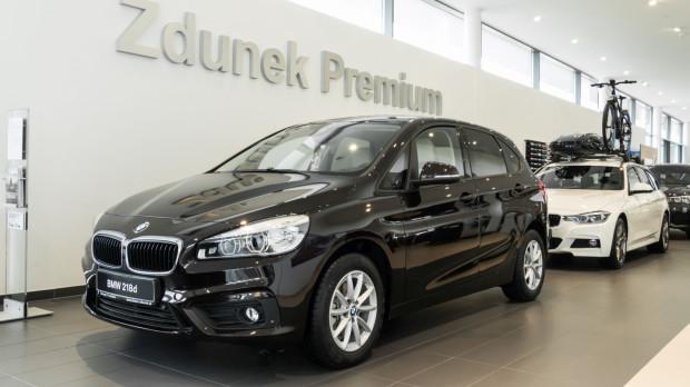 Atrakcyjne warunki finansowania - to propozycja BMW Zdunek.