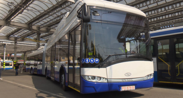 W pełni nowymi trolejbusami i nowym wyposażeniem mieszkańcy Gdyni będą mogli cieszyć się w marcu 2019 roku.