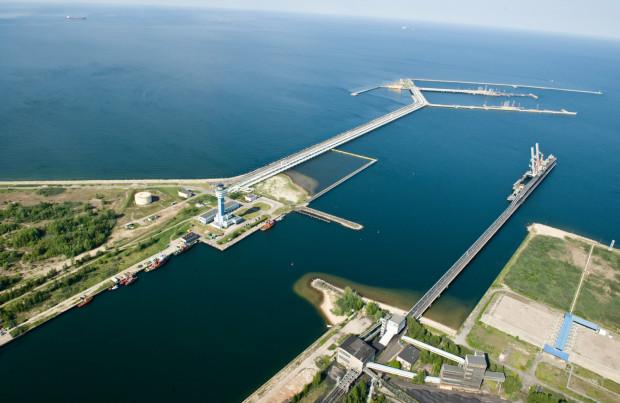 Budowa Nabrzeża Północnego zostanie dofinansowana z funduszy unijnych.