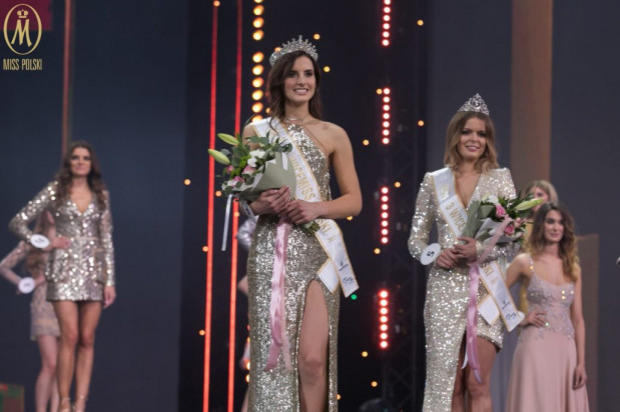 I Wicemiss Polski została 25-letnia Marta Pałucka z Sopotu.