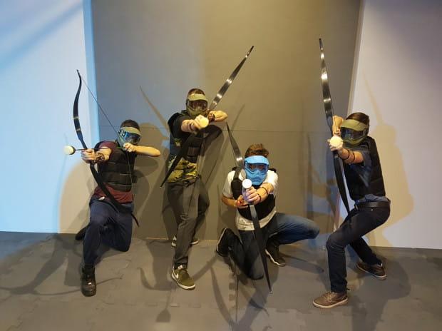 Archery Arena jest przeznaczona dla graczy od 12 roku życia.