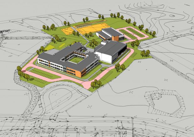 Tak ma wyglądać pierwsza w Polsce szkoła metropolitalna.