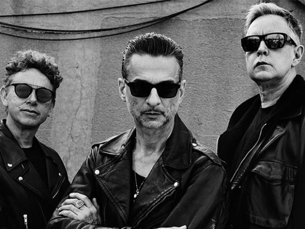 Depeche Mode zagrają w przyszłym roku dwukrotnie - 11 lutego w Ergo Arenie oraz na festiwalu Open'er na przełomie czerwca i lipca.