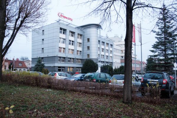 Budynek GPEC w Gdańsku Wrzeszczu, ul. Biała