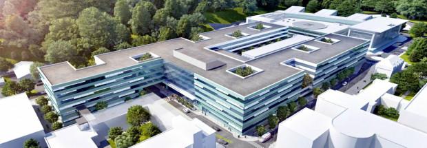 Centrum Medycyny Nieinwazyjnej będzie drugim, po Centrum Medycyny Inwazyjnej, najnowocześniejszym szpitalem na Pomorzu. Inwestycja realizowana jest na terenie Uniwersyteckiego Centrum Klinicznego, przy ul. Dębinki w Gdańsku.
