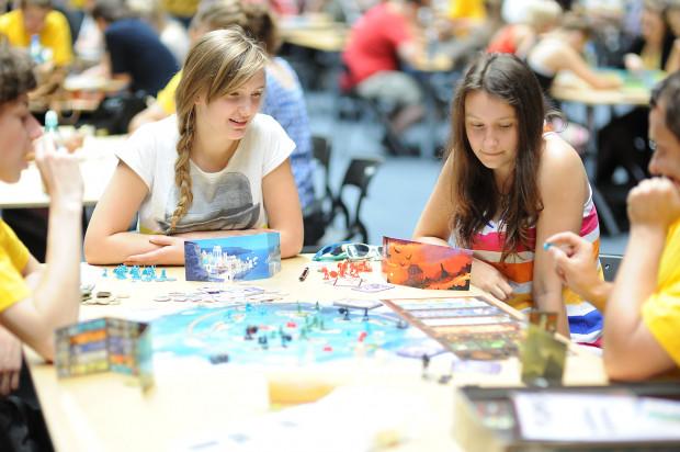 Miłośnicy gier planszowych będą mieli okazję zagrać w szczytnym celu.