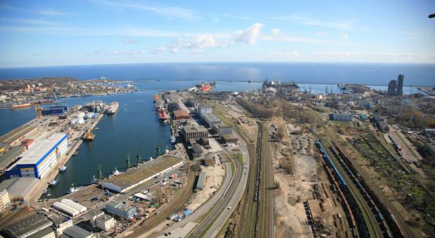 Port w Gdyni to sieć torów wymagająca przebudowy od wielu lat.