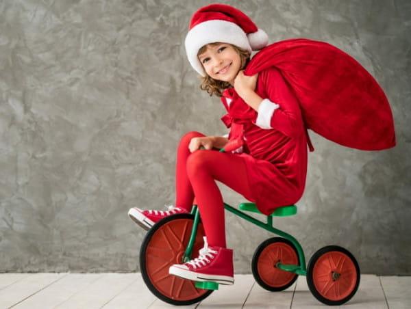 Istnieje mnóstwo sposobów na idealny świąteczny prezent dla rowerowego pasjonata.