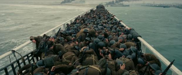 """""""Dunkierka"""" Christophera Nolana cieszyła się nie tylko dużym zainteresowaniem czytelników Trójmiasto.pl. Widowisko znajduje się również w ścisłym topie najlepszych tegorocznych filmów."""