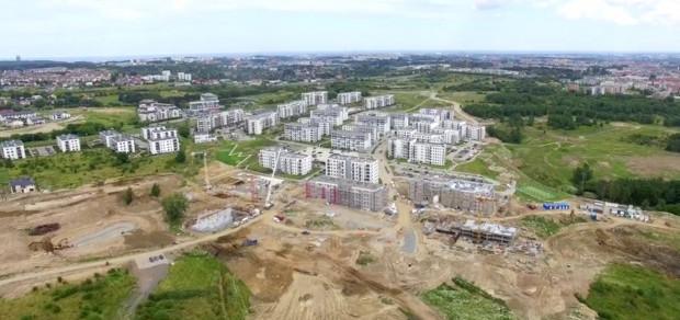 Przywykliśmy do tego, że największym placem budowy są południowe dzielnice Gdańska. Równie dużo buduje się teraz także w Śródmieściu.