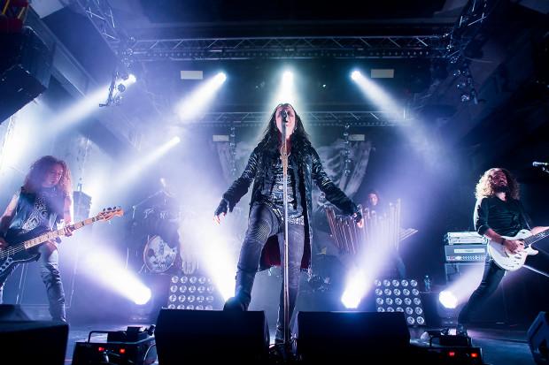 Moonspell (na jednym koncercie z Cradle of Filth) wystąpi w B90 25 stycznia.