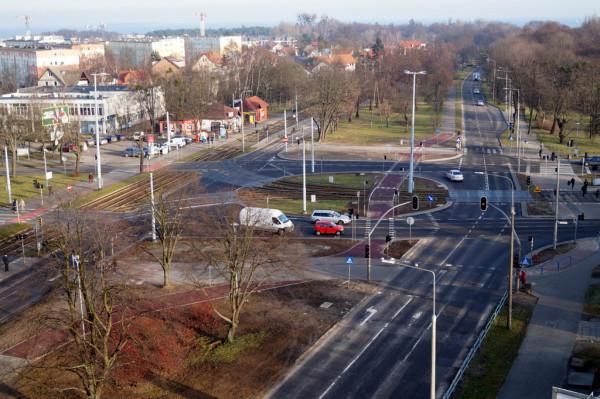 Prace remontowe na Przymorzu objęły poprawę stanu nawierzchni ul. Chłopskiej, od ul. Piastowskiej do ul. Pomorskiej.