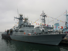 Dzisiejszy Orkan wszedł do służby w 1992 r.