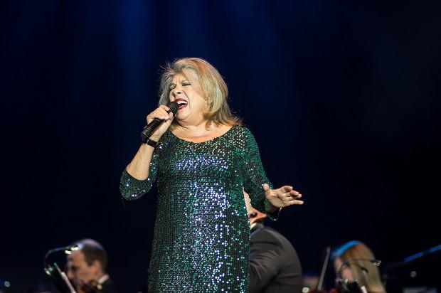 Gwiazdą wieczoru była Krystyna Prońko, która zaprezentowała zarówno swoje największe przeboje, jak i piosenkę z najnowszej płyty.