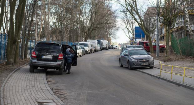 Jednokierunkowy ruch na ul. Kapitańskiej w Gdyni powinien poprawić przejezdność.