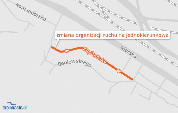 Zmiany w organizacji ruchu na Grabówku zostaną wprowadzone najszybciej jak to możliwe.