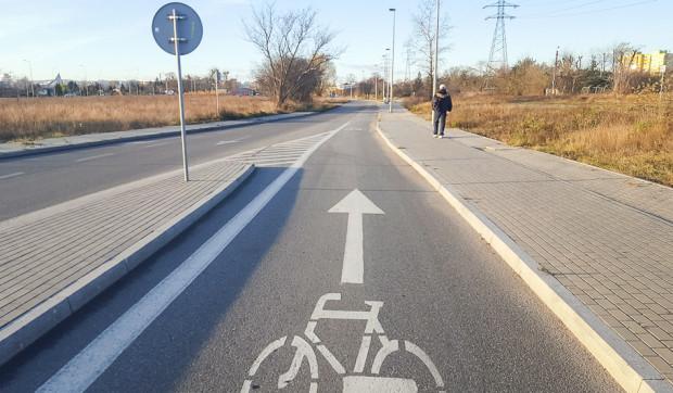 Ustawa nie precyzuje, czy UTO można jeździć po pasach rowerowych, szczególnie gdy przyległy chodnik nie nadaje się do poruszania z jego wykorzystaniem.