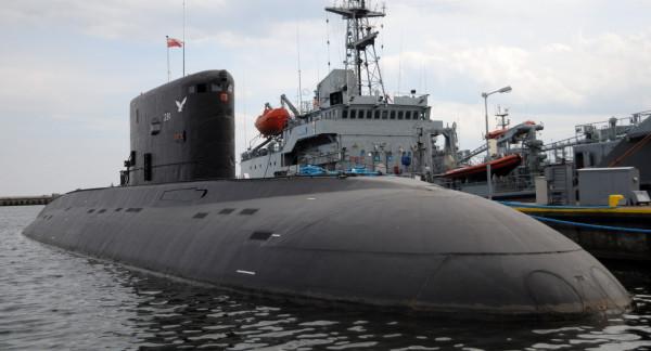 """Okręt ORP """"Orzeł"""" po remoncie wróci do służby. Pożar na pokładzie nie naruszył kadłuba."""