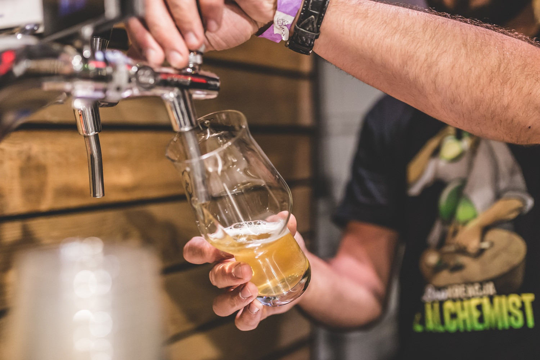 Зимний фестиваль крафтового пива в Гданьске в эти выходные
