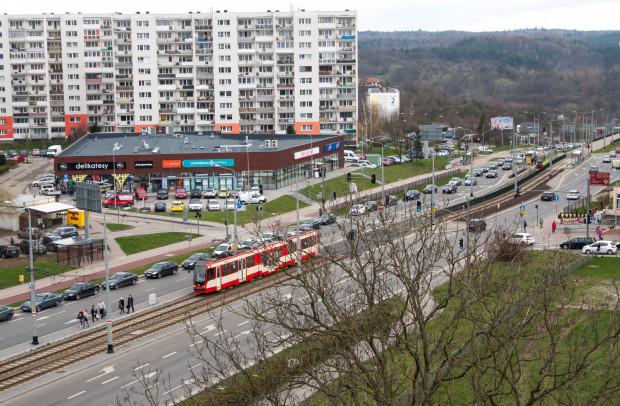 Tramwajem można dojechać na Piecki Migowo. Urzędnicy teraz planują wydłużyć stamtąd trasy.