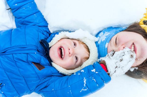 58263ee4a8 Czy powinno się rezygnować z wychodzenia z dziećmi na dwór w zimie   Zdecydowanie nie