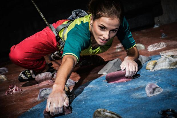 Wspinaczkę można trenować nie tylko w górach, ale i na sztucznych ściankach, których nie brakuje w Trójmieście.