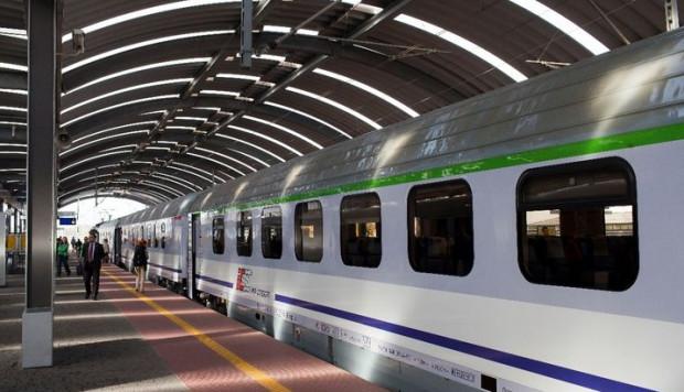 Wagony pociągu kategorii Express InterCity, zastępującego Pendolino.